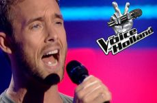 It's A Man's World (The Voice Of Holland) - Charly Luske