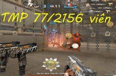 Steyr TMP hơn 2000 viên - Tiền Zombie v4 - Đột Kích (CF)