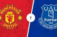 Diễn biến trận đấu MU vs Everton