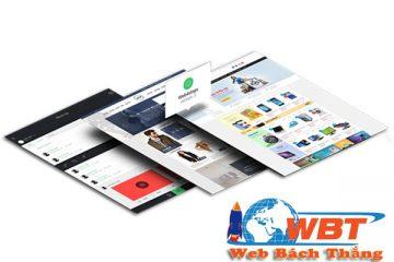 Thiết kế website tại Hà Nội chuẩn seo chuẩn đi động giá tốt