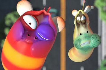 Phim hoạt hình larva - Ấu Trùng Tinh Nghịch - Tập 6