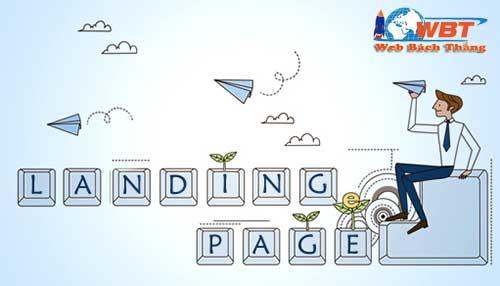 Thiết kế website landing page