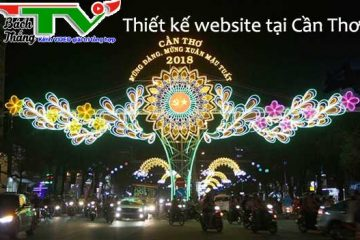 Thiết kế website tại Cần Thơ