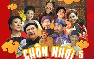 Phim Hài Tết CHÔN NHỜI 5 | Hài tết 2018