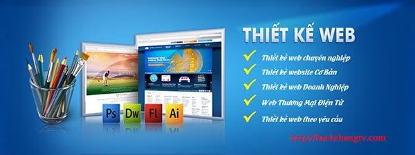 Thiết kế website bán cây cảnh chuyên nghiệp BT TV