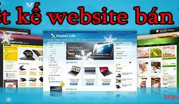 Thiết kế website bán hoa giá rẻ BT TV