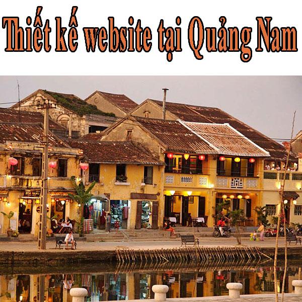 Thiết kế website tại Quảng Nam giá rẻ BTTV