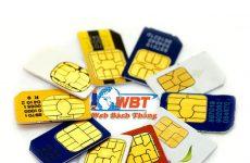 Thiết kế website bán sim điện thoại chuyên nghiệp BTTV