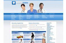 thiết kế website bệnh viện chuyên nghiệp BTTV