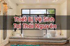 Thiết Bị Vệ Sinh Tại Thái Nguyên