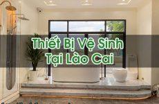 Thiết Bị Vệ Sinh Tại Lào Cai